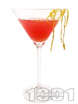 Коктейл Космополитан (Cosmopolitan) - снимка на рецептата